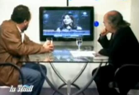 ARGENTINA EL PUEBLO Y LOS MEDIOS