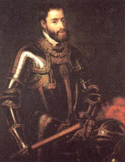 Carlos I de España V de Alemania