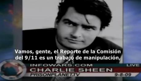 Charlie Sheen en Infowars Alex Jones