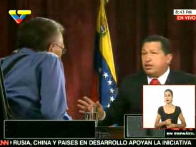 chavez y larry king