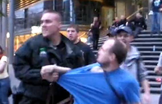 EL ESTADO POLICIAL SE NORMALIZA EN BERLIN