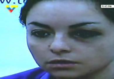ELENA RODRIGUEZ PERIODISTA DE TELESUR