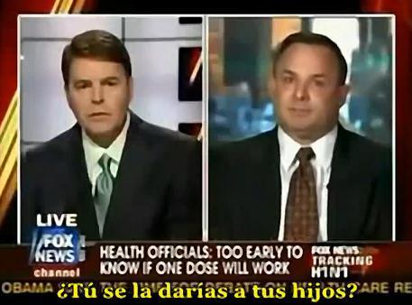 H1N1 VACUNA NO