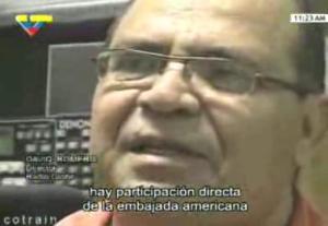 HONDURAS EMBAJADA AMERICANA