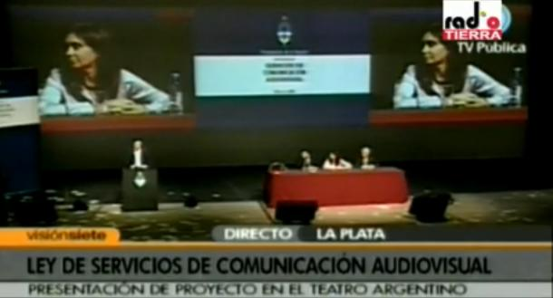 ley sobre servicios audiovisuales