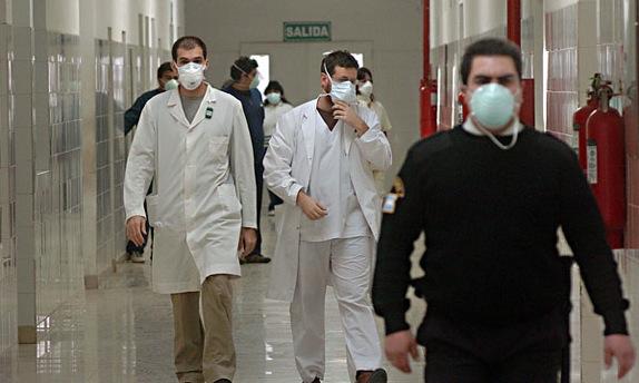 medicos gripe