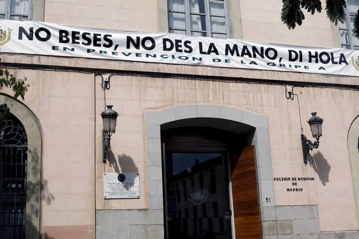 ESPAÑA-GRIPE AH1N1 (TEMA FIN DE SEMANA)