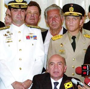 PEDRO CARMONA GOLPE DE ESTADO VENEZUELA