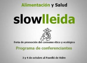 SLOWLLEIDA CONFERENCIA