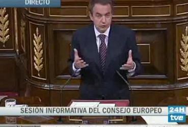 ZAPATERO ANTE EL NO IRLANDES