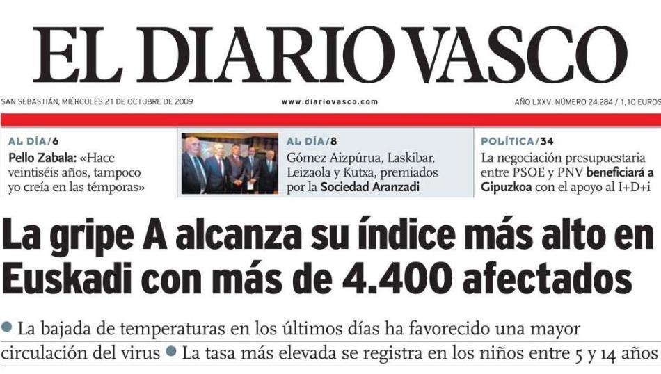 DIARIO VASCO INFODEMIA
