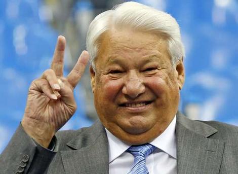VUVUZELAS MIS COJONES! Boris-yeltsin