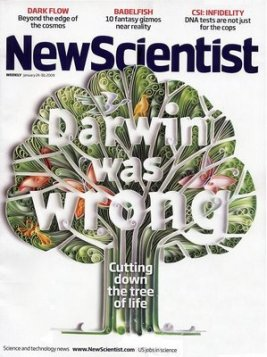 darwin was wrong