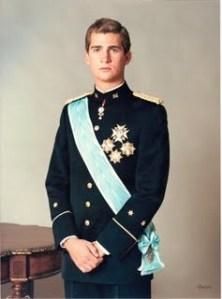 Luis Alfonso de Borbón: Caballero de Malta Felipe-borbon