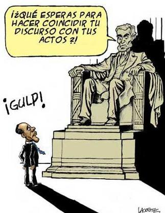 OBAMA DECEPCION Y ENGAÑO
