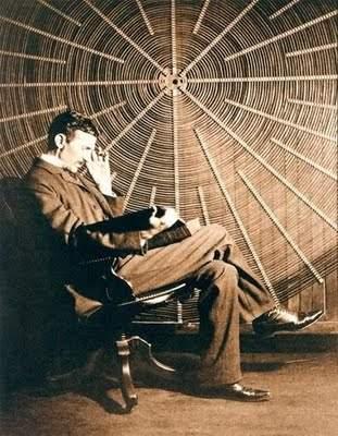 ENERGÍA LIBRE, Nikola Tesla (5/6)