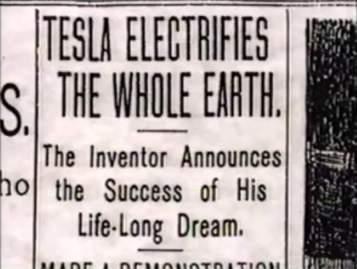 Por un pais con energia libre y sostentable-no al petroleo Tesla-inventor