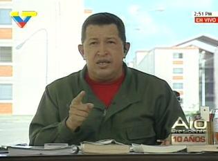 venezuela colombia imperio