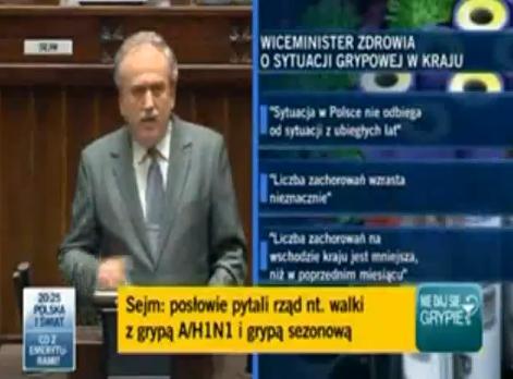 vice ministro sanidad polonia