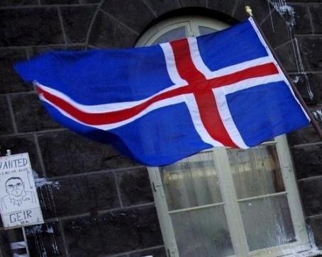 ISLANDIA: ¡¡¡ESTO SÍ ES REVOLUCIÓN!!!, PERO NADIE SE HA ENTERADO…  Islandia-geir-wanted