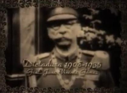 la muerte de juan vicente gomez: