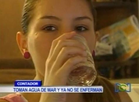Testimonio: El agua de mar mejora los problemas de piel