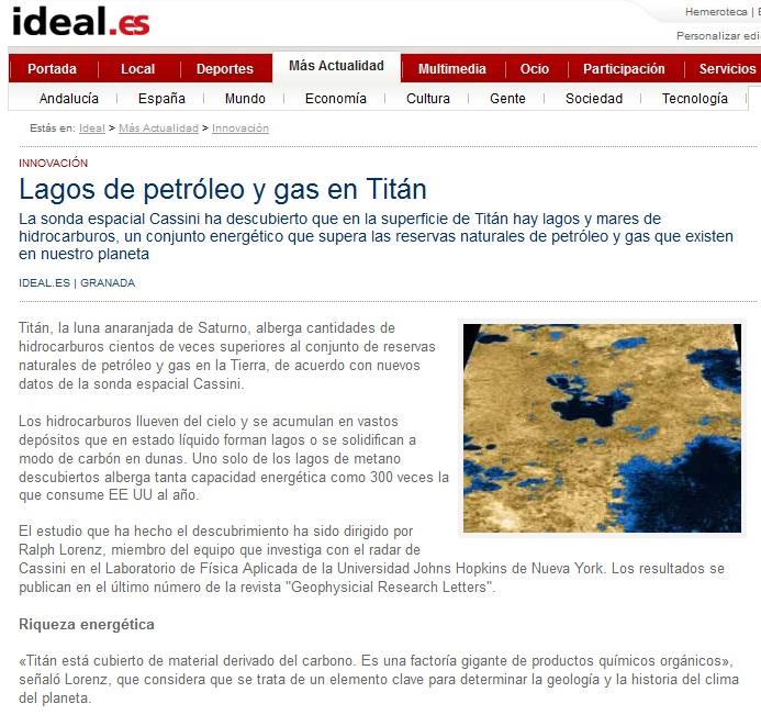 Es el Origen del Petroleo otra MENTIRA de las Élites?  Titan-petroleo