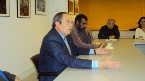 23 f un golpe de estado en busca de autor parte 1 el for Oficina relaciones internacionales ucm