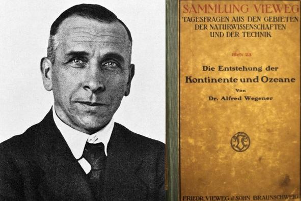 <b>Alfred Wegener</b> (1880-1930) – - alfred-wegener