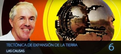 TECTÓNICA DE EXPANSIÓN DE LA TIERRA - LAS CAUSAS (PARTE 6)