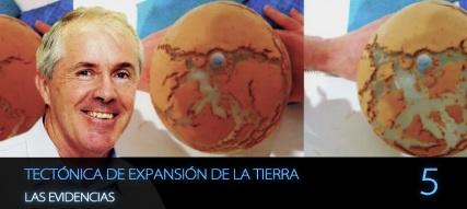 TECTÓNICA DE EXPANSIÓN DE LA TIERRA - LAS EVIDENCIAS (PARTE 5)